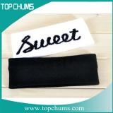 black sweatband sbd1015