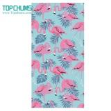 flower-beach-towel