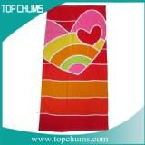 red beach towel bt0348