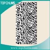 zebra beach towel  bt0341 zebra