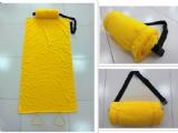 beach towel pillow