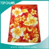 hibiscus beach towel bt0208