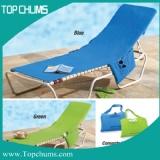 lounge chair cover beach towel bt0069