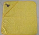 towel triangle hood