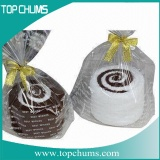 spa towel cake ct0048