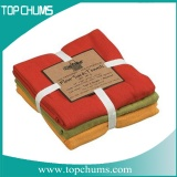 gift towel set packing ct0030a