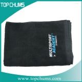 black hand towel br0130