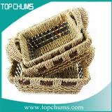 hand towel basket
