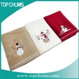 monogrammed hand towel ft0079
