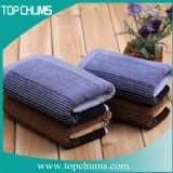 black and white hand towel br0169a