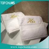 personalised hand towel ft0065
