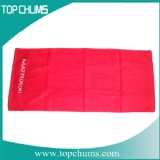 red hand towel ft0118