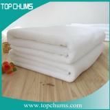 white bath towel br0195